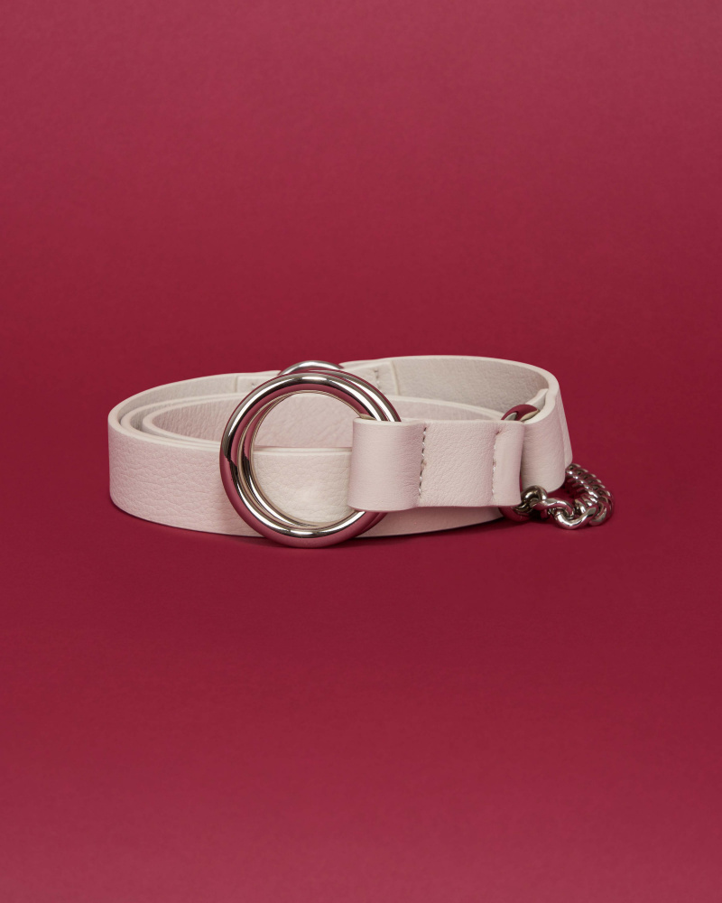 BELT WITH CHAIN
