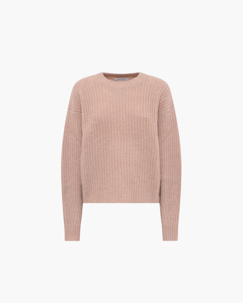OVERSIZED CASHMERE AND SILK...