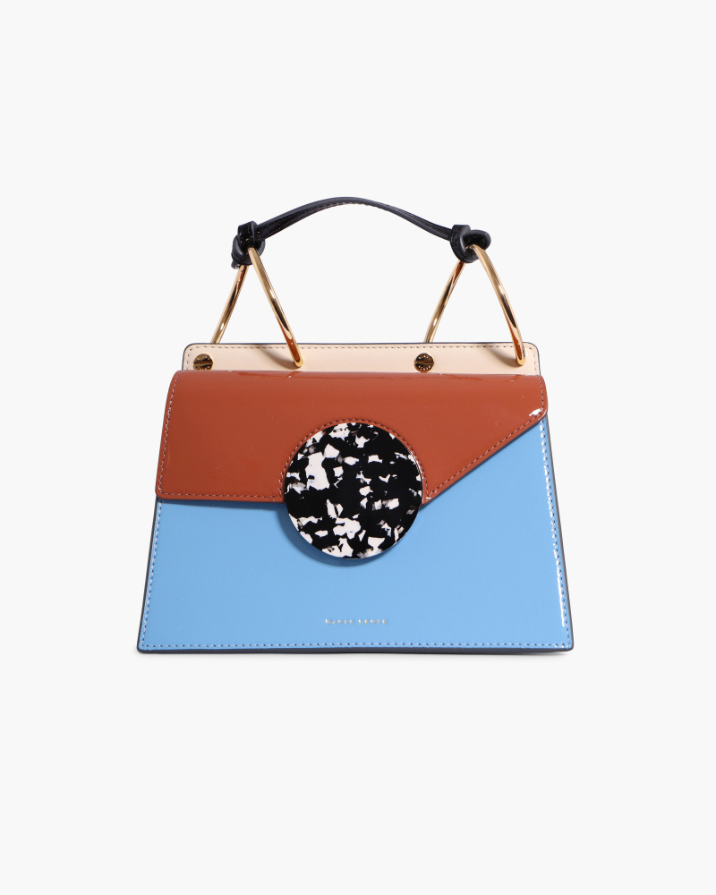 BORSA SMALL COLOR BLOCK