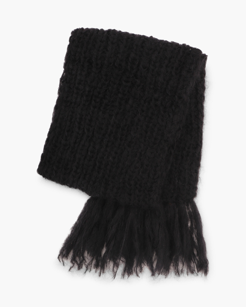 SCIARPA IN MOHAIR