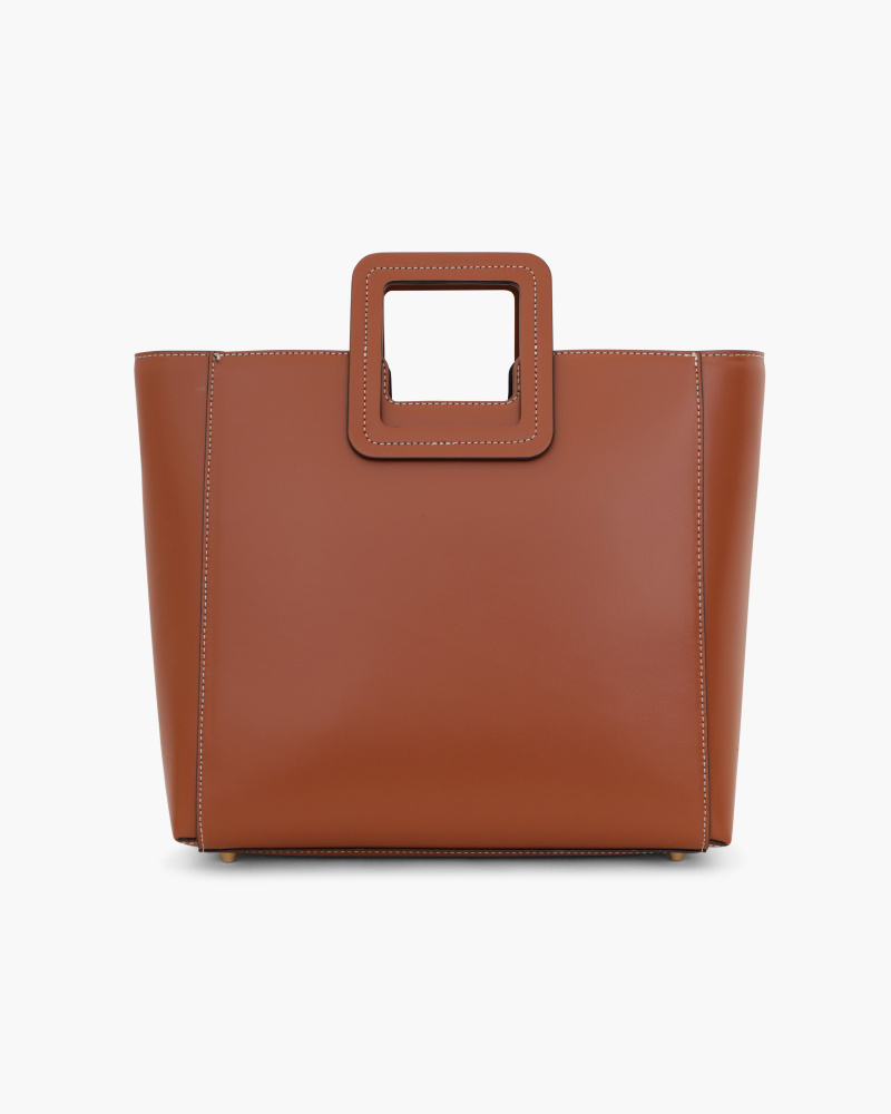 SMOOTH LEATHER BAG