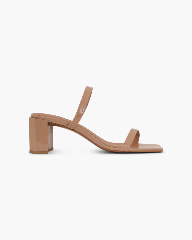 MULES WITH STRAPS