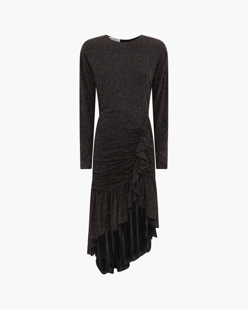 MINI ASYMMETRIC DRESS