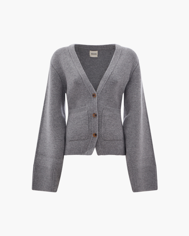 CARDIGAN IN CASHMERE THE...
