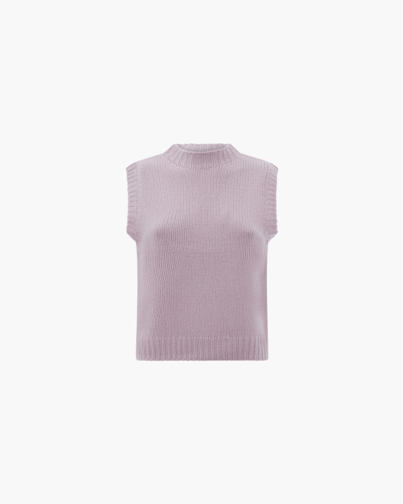 TOP IN CASHMERE