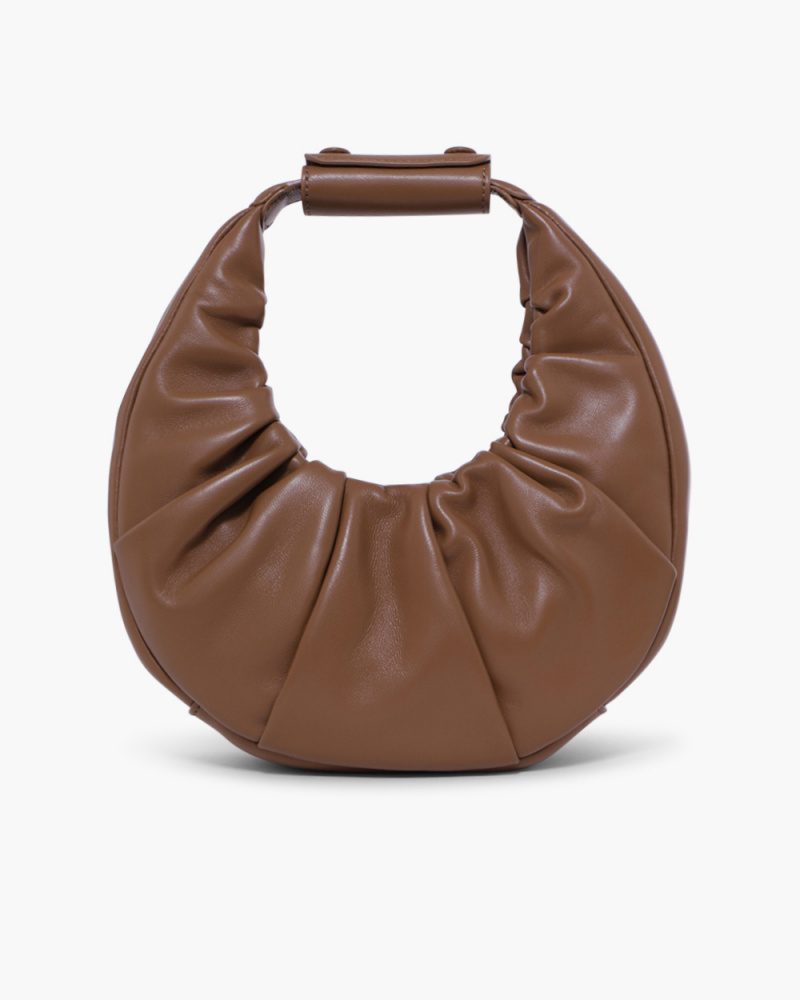 BORSA MINI SOFT MOON IN PELLE