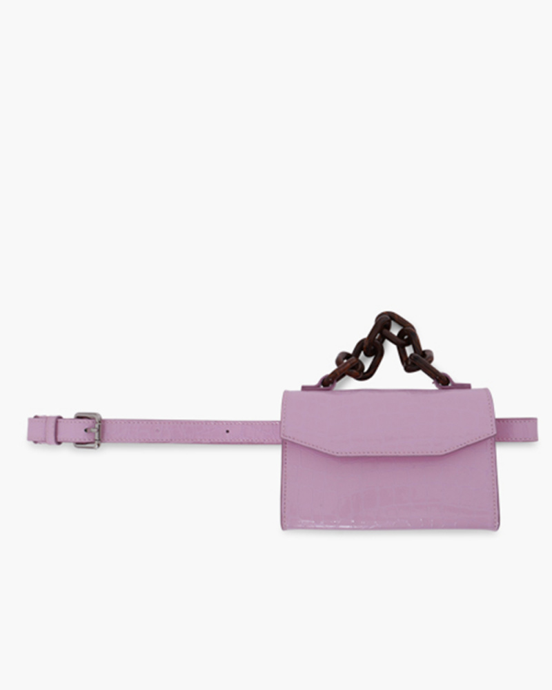 MINI BELT BAG STAMPA COCCO
