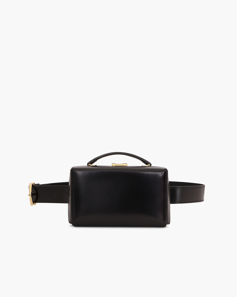 BELT BAG IN PELLE