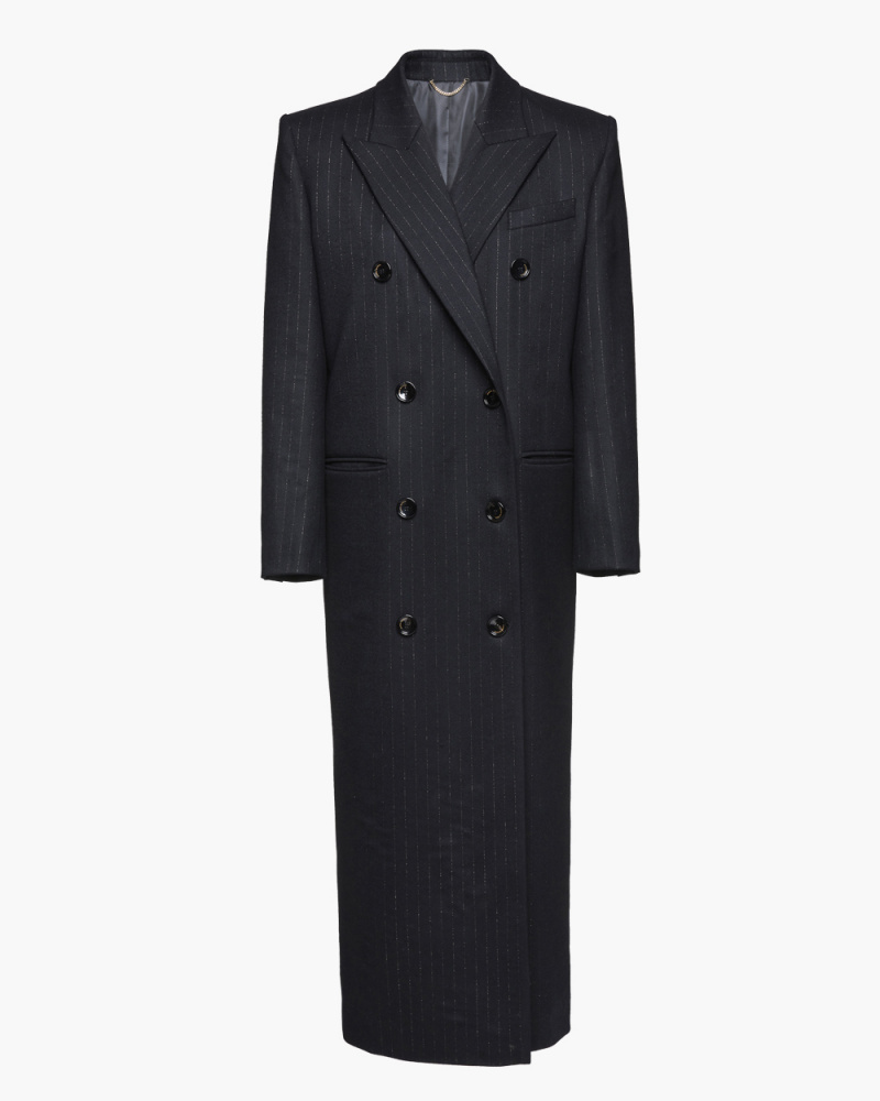 CAPPOTTO OVERSIZE IN LANA