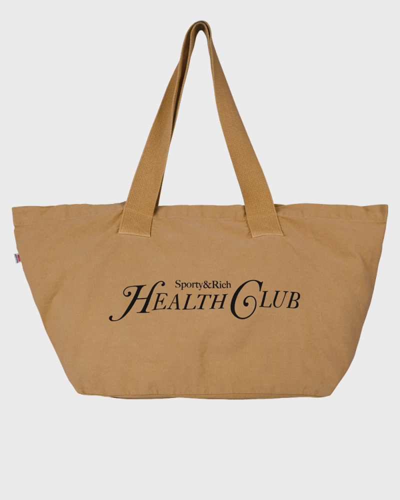 HEALTH CLUB TOTE BAG