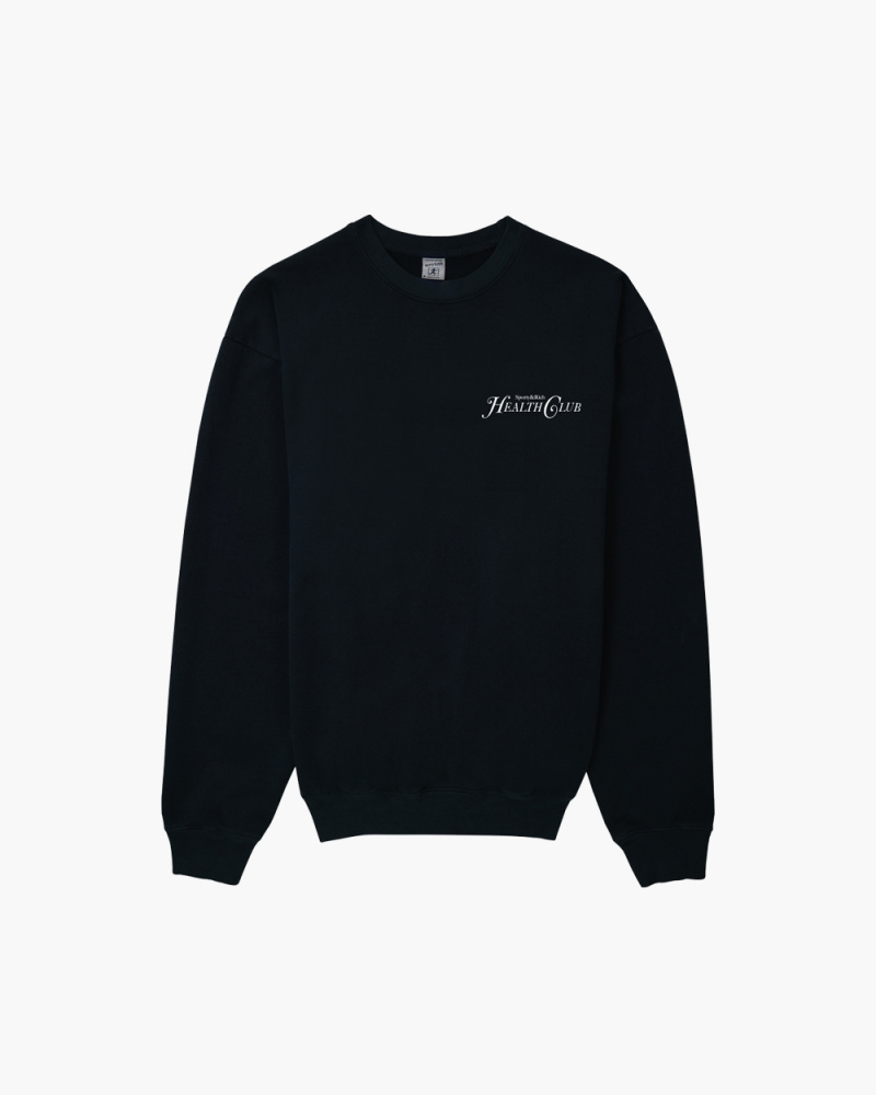 HEALTH CLUB CREWNECK