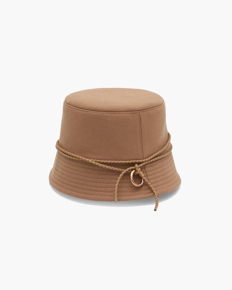 BUCKET HAT IN LANA