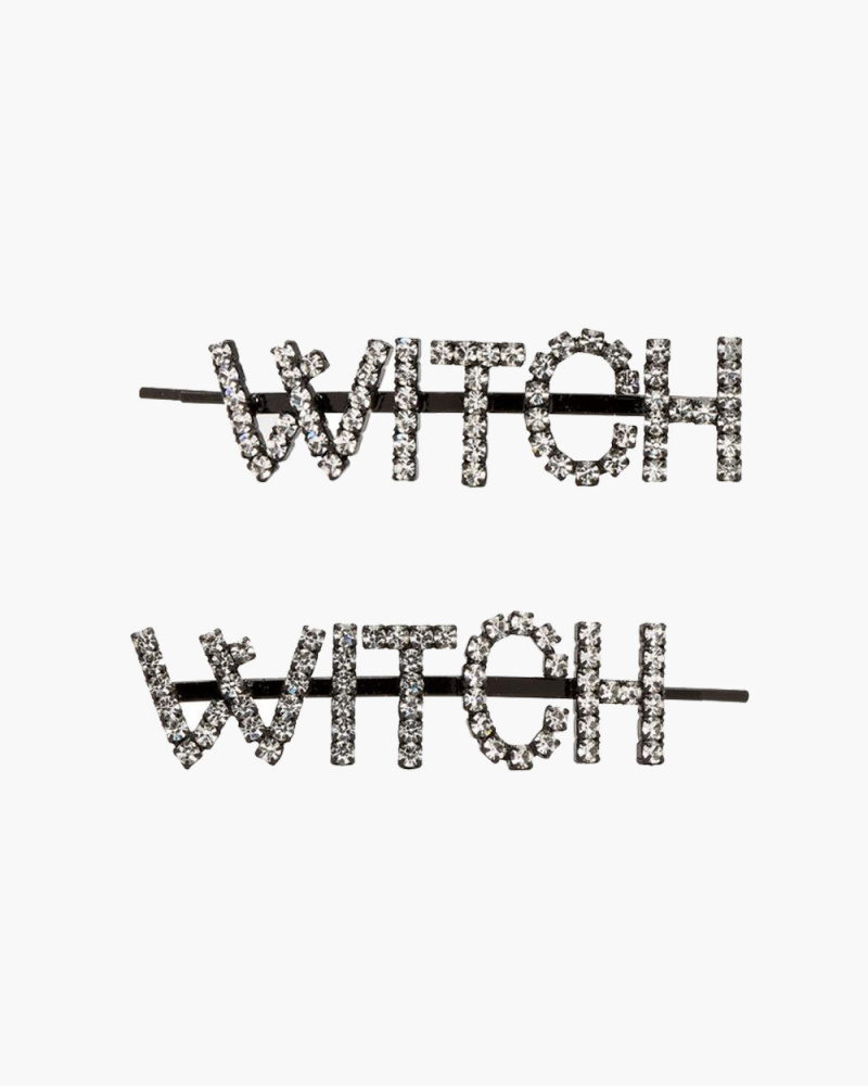 WITCH HAIR PINS