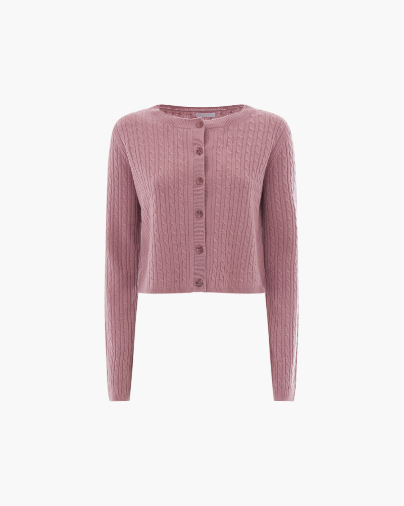 CLEO CASHMERE SWEATER