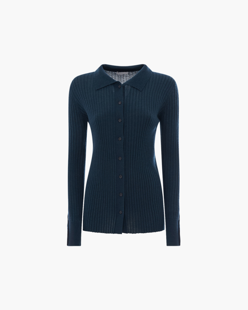 CARDIGAN IN CASHMERE REIGN