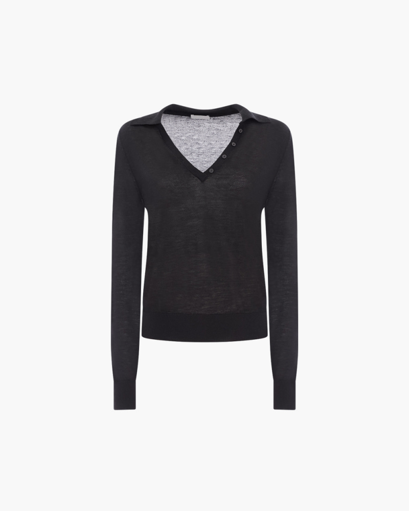 TOP IN CASHMERE LEXI