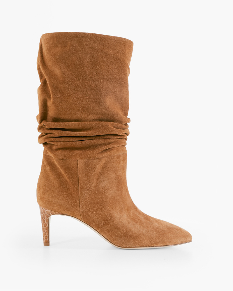 TERRA SLOUCHY SUEDE BOOTS