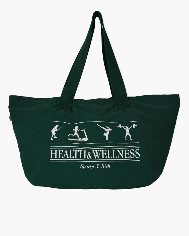 HEALTH AND WELLNESS TOTE BAG