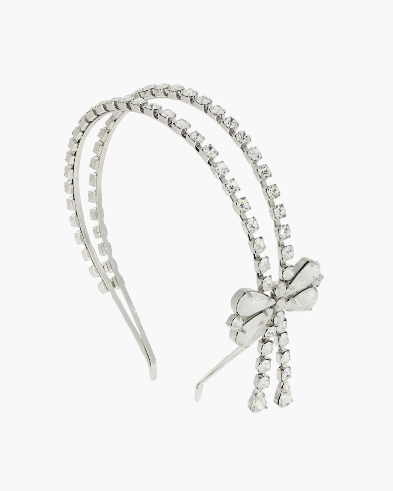 CRYSTAL EMBELLISHED HEADBAND