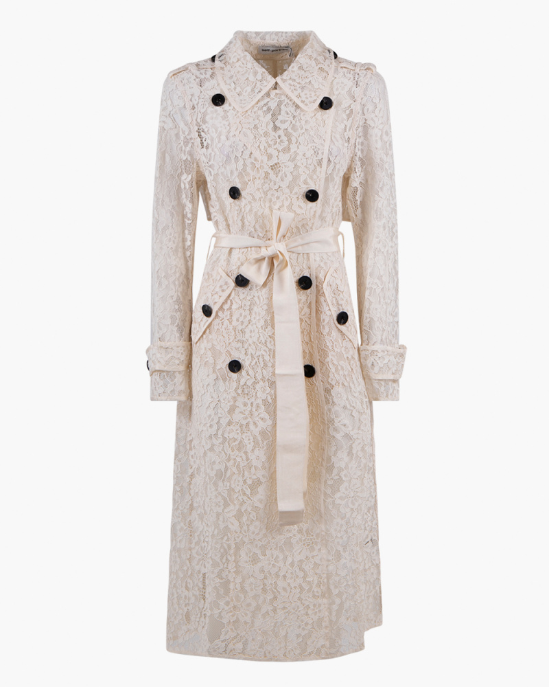 TRENCH IN PIZZO