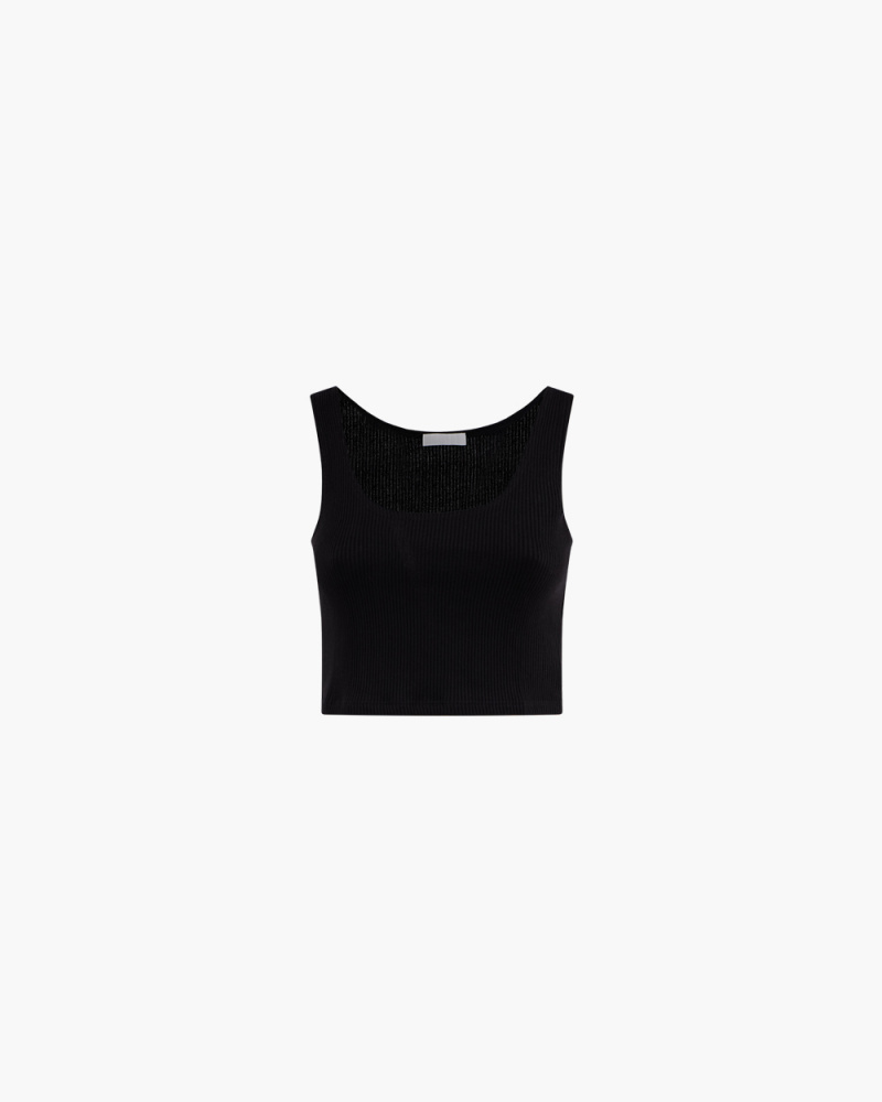 BLOSSOM CROPPED TANK TOP