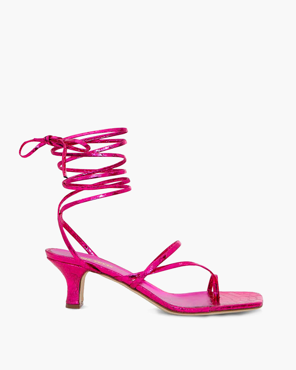 BETTY LACE UP SANDALS