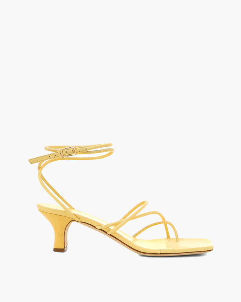 BETTY BUCKLE SANDALS