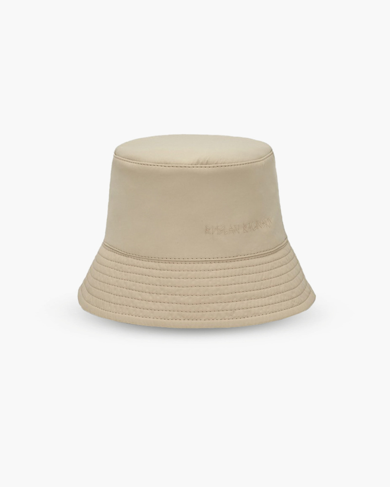 BUCKET HAT BEIGE