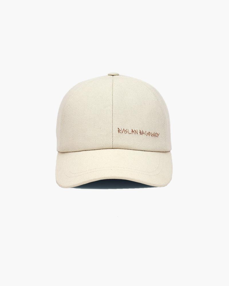 BASEBALL CAP AVORIO
