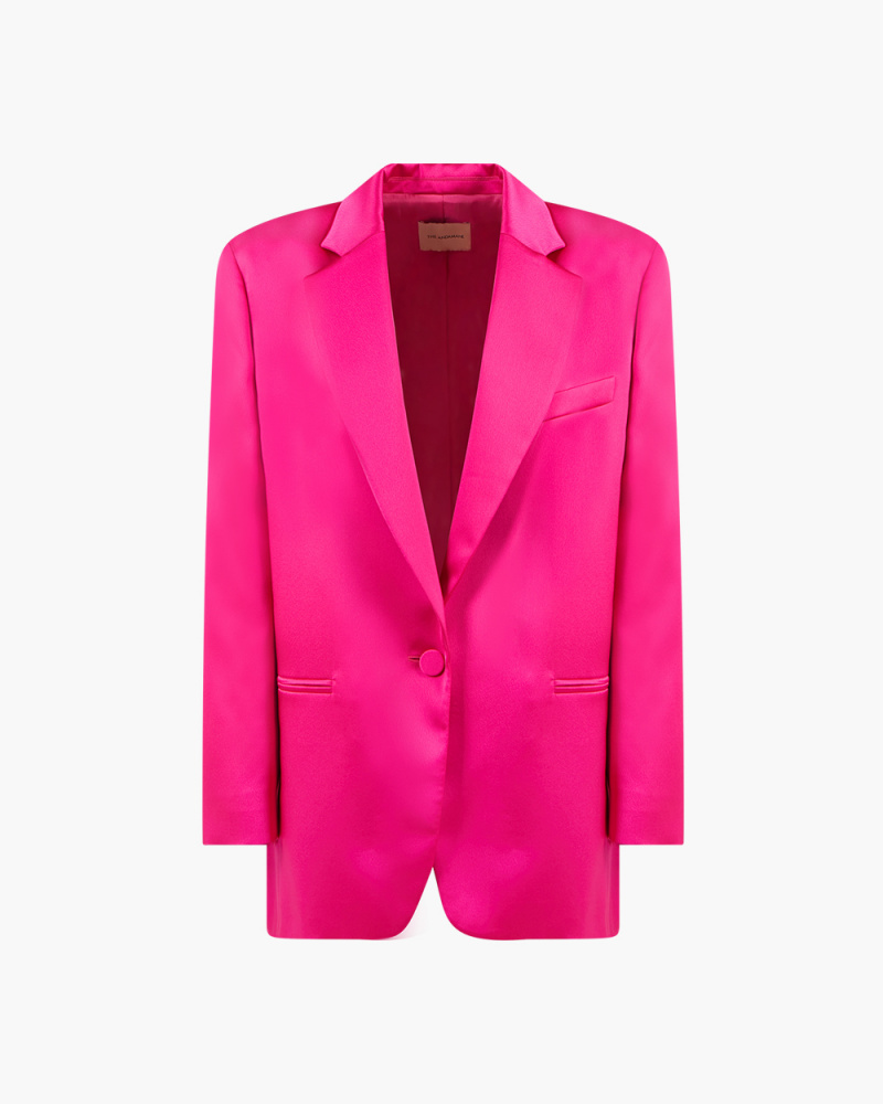 BLAZER GUIA IN SATIN
