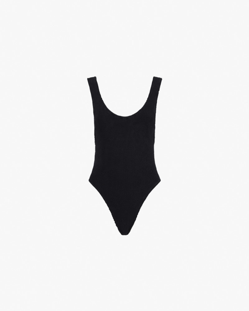 RUBY CRINKLE ONE-PIECE...