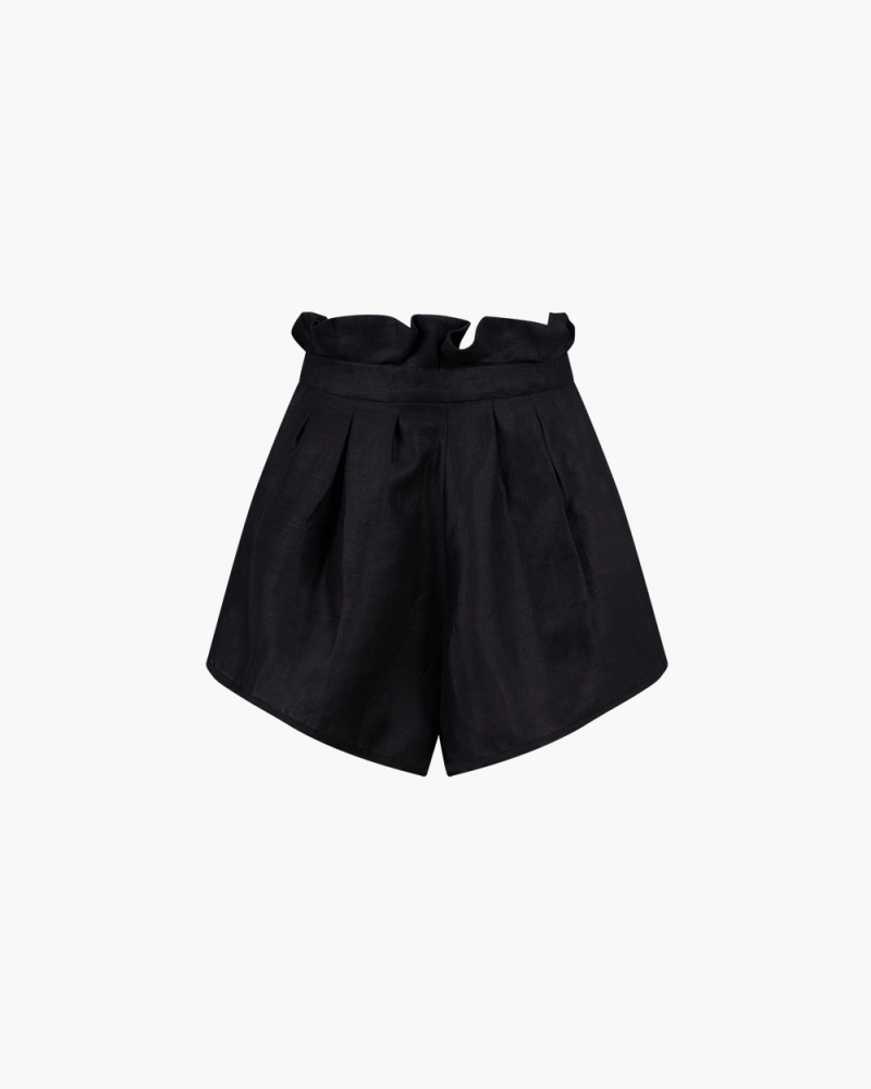 SHORTS MOURA IN LINO