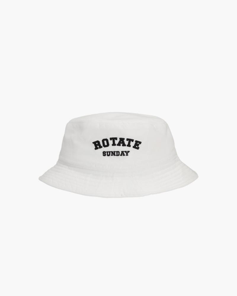 WHITE BIANCA BUCKET HAT