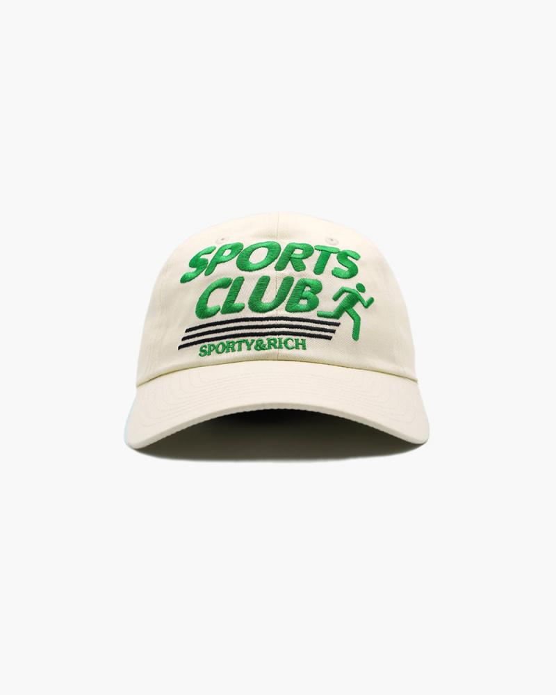 SPORTS CLUB BASEBALL CAP