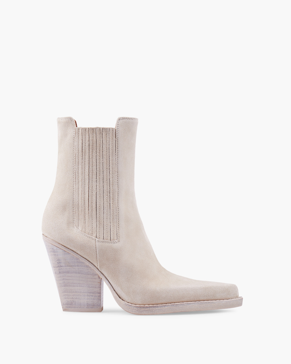 SUEDE DALLAS ANKLE BOOTIES
