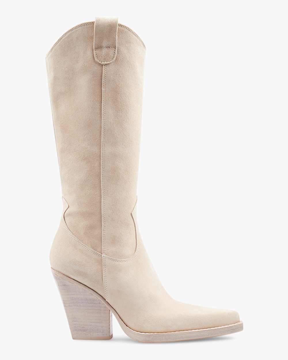 VEGAS SUEDE BOOTS