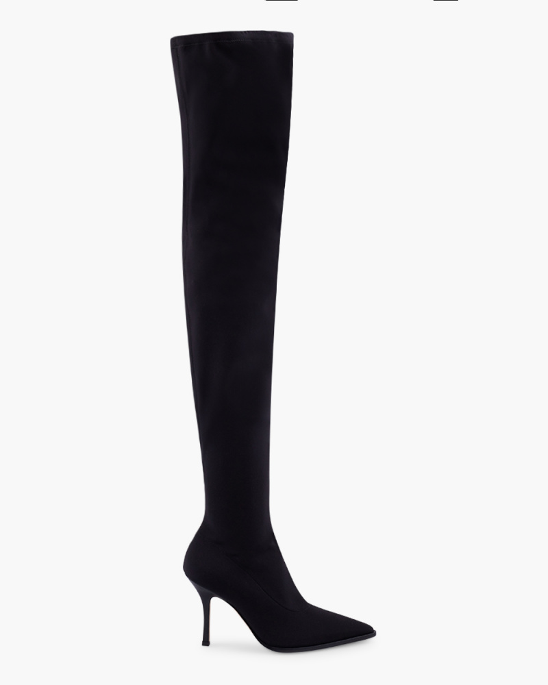 MAMA OVER THE KNEE BOOTS