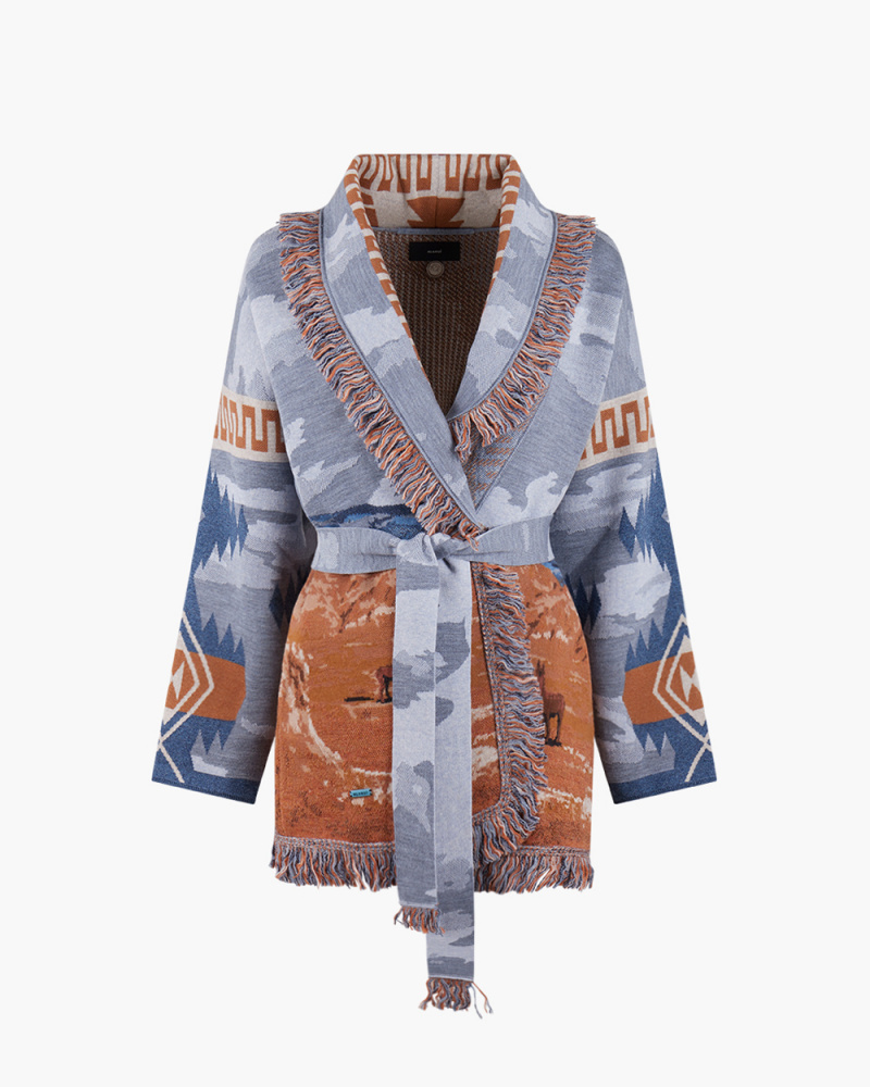 THE MOON VALLEY ICON CARDIGAN