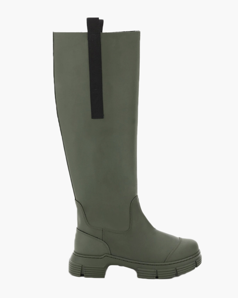 RECYCLED RUBBER COUNTRY BOOTS