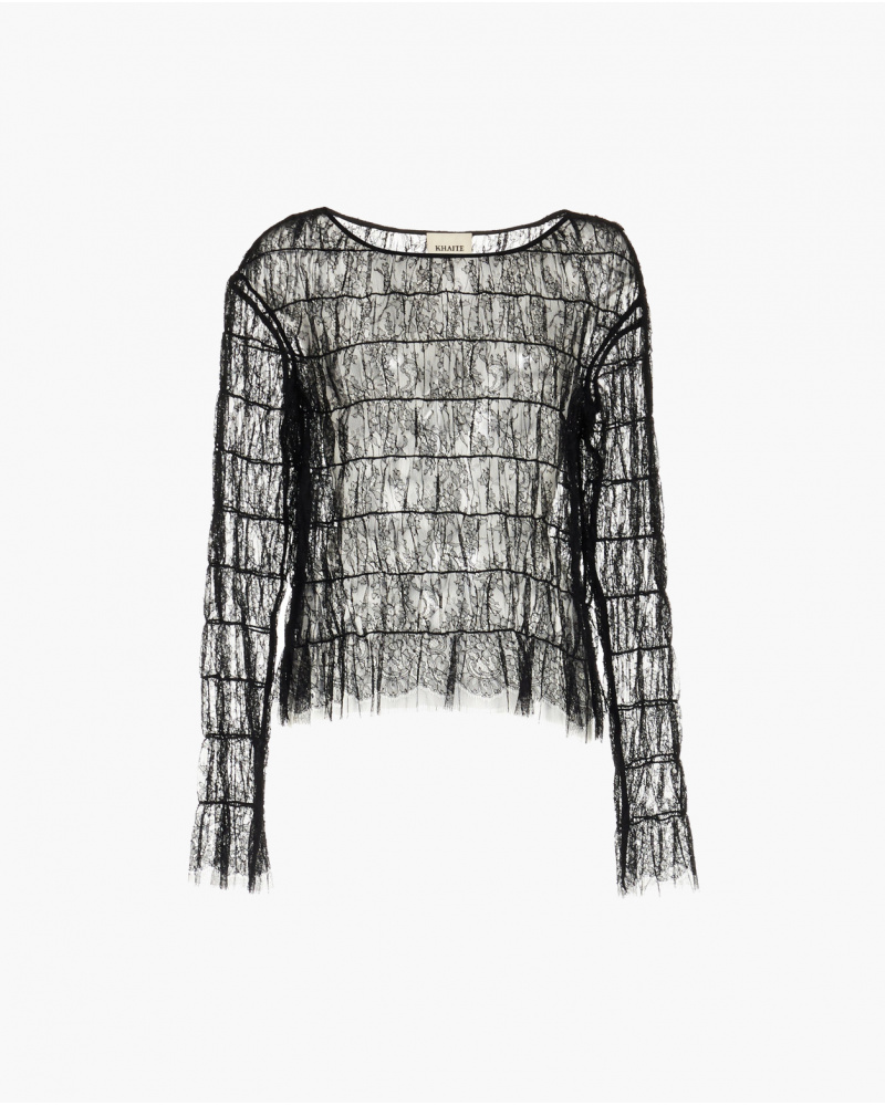 MABEL LACE TOP