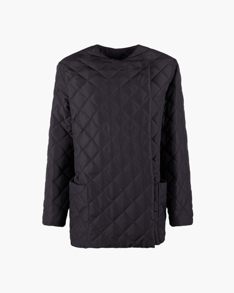 QUILTED HAILEY JACKET