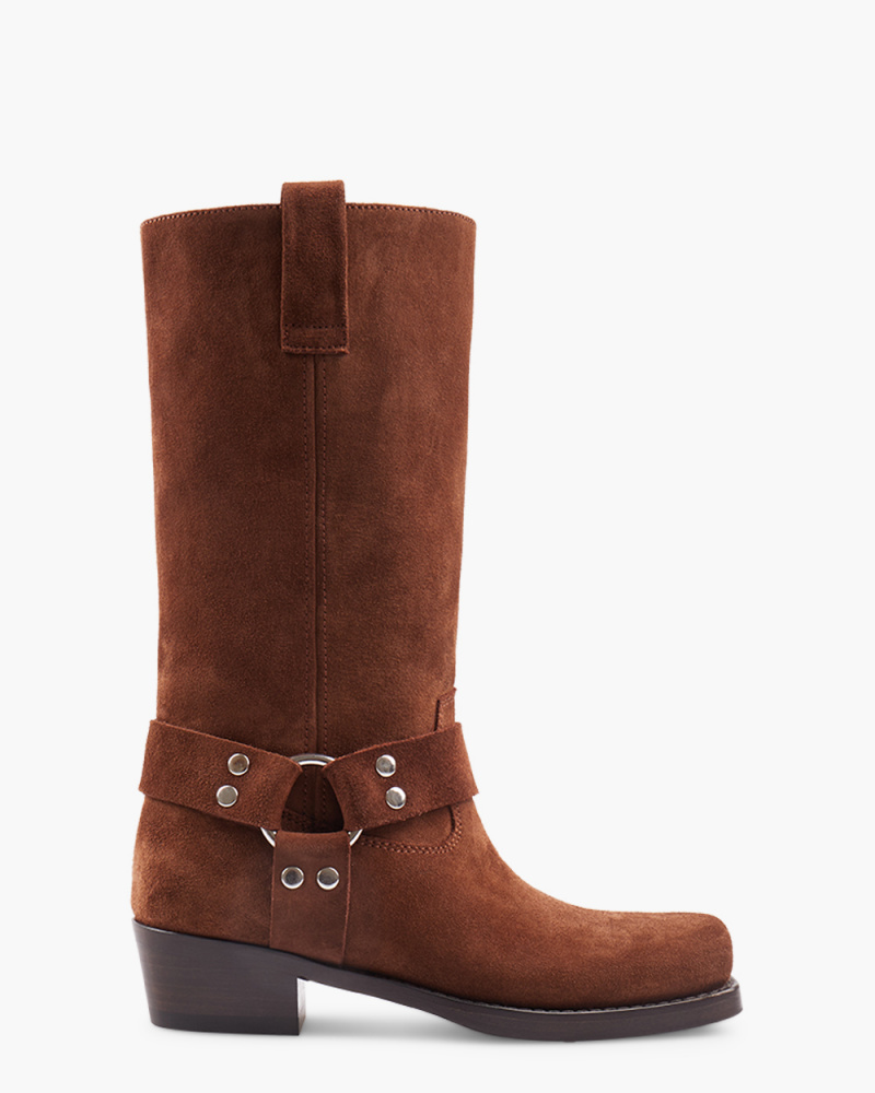 STIVALE ROXY IN SUEDE