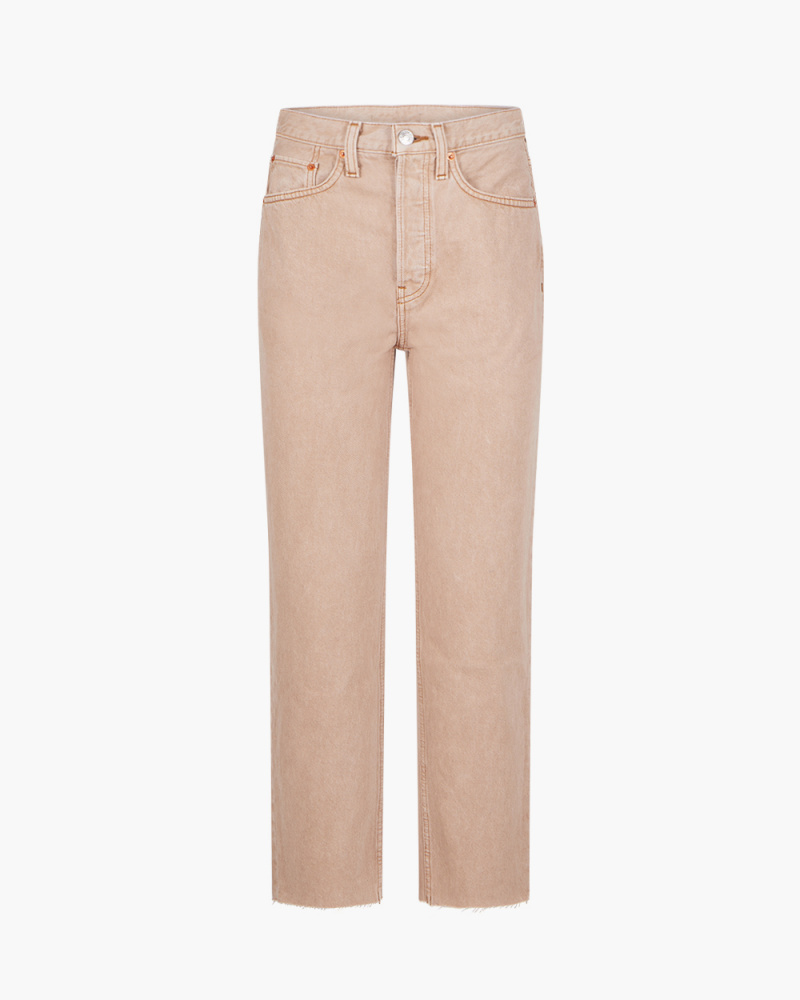 70'S STOVE PIPE JEANS
