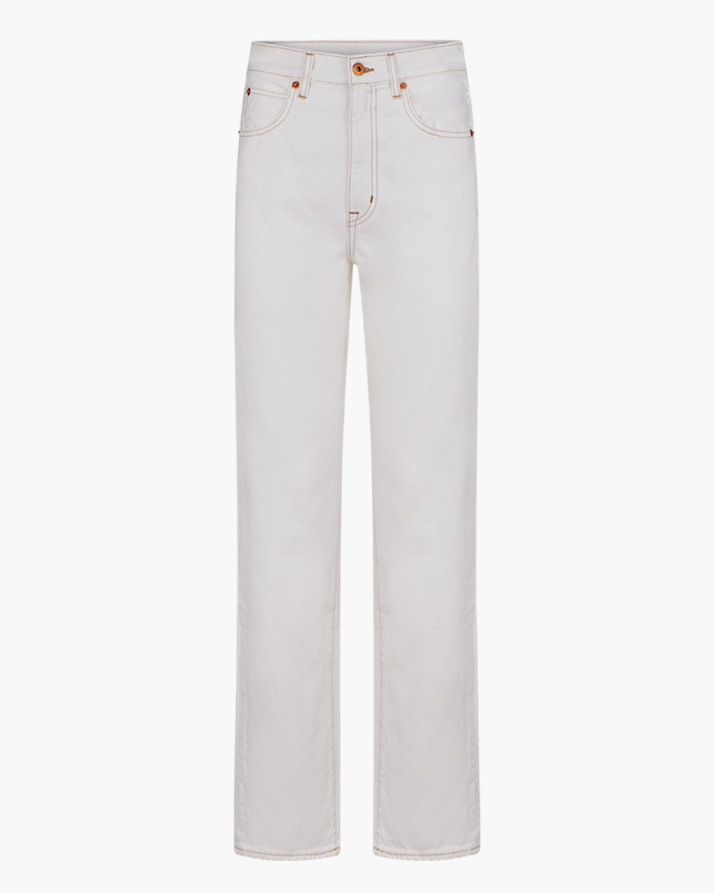 JEANS LONDON NATURAL WHITE