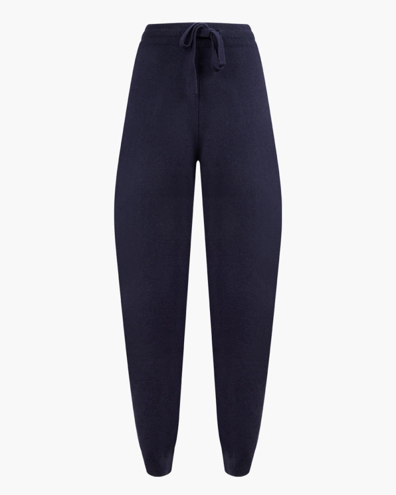 WOOL AND CASHMERE YLIA JOGGERS