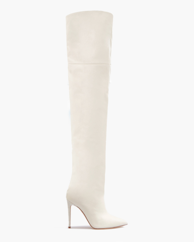 STILETTO OVER-THE-KNEE BOOTS