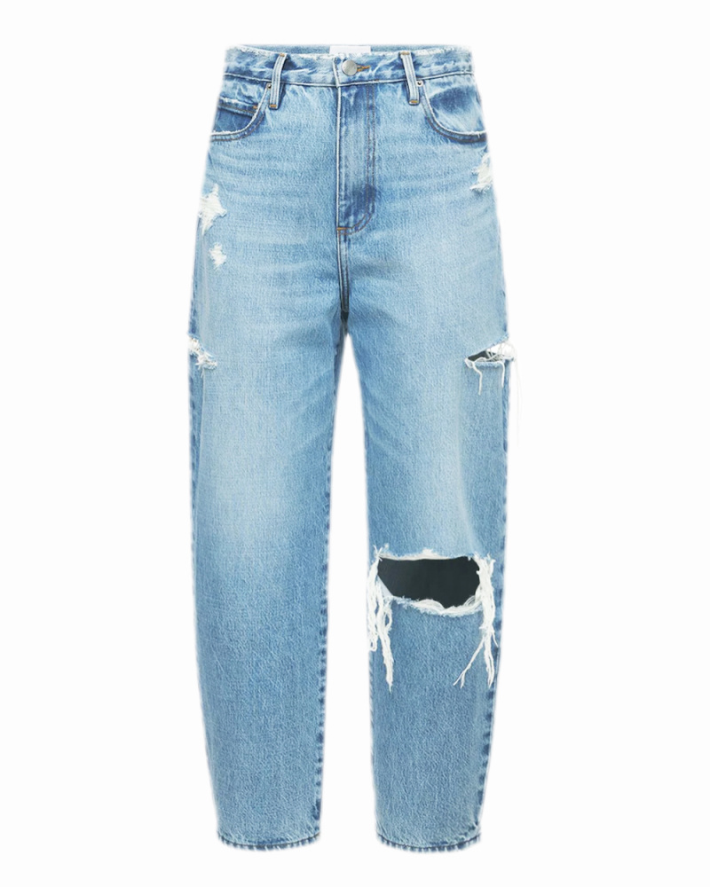 BARRELL DISTRESSED JEANS