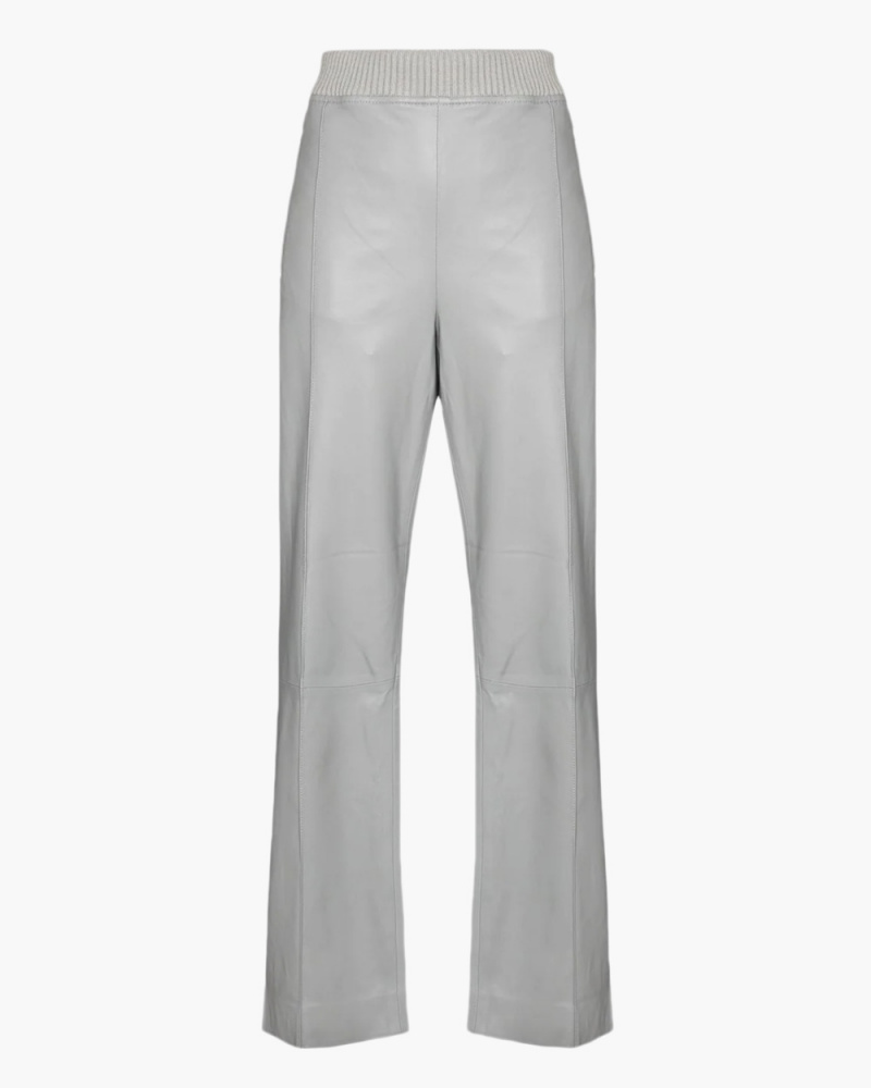 TOTO LEATHER PANTS