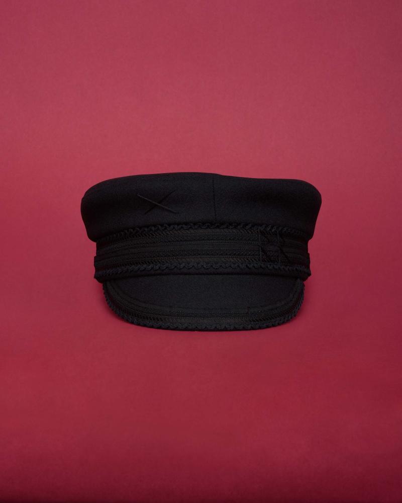WOOL BAKER BOY HAT