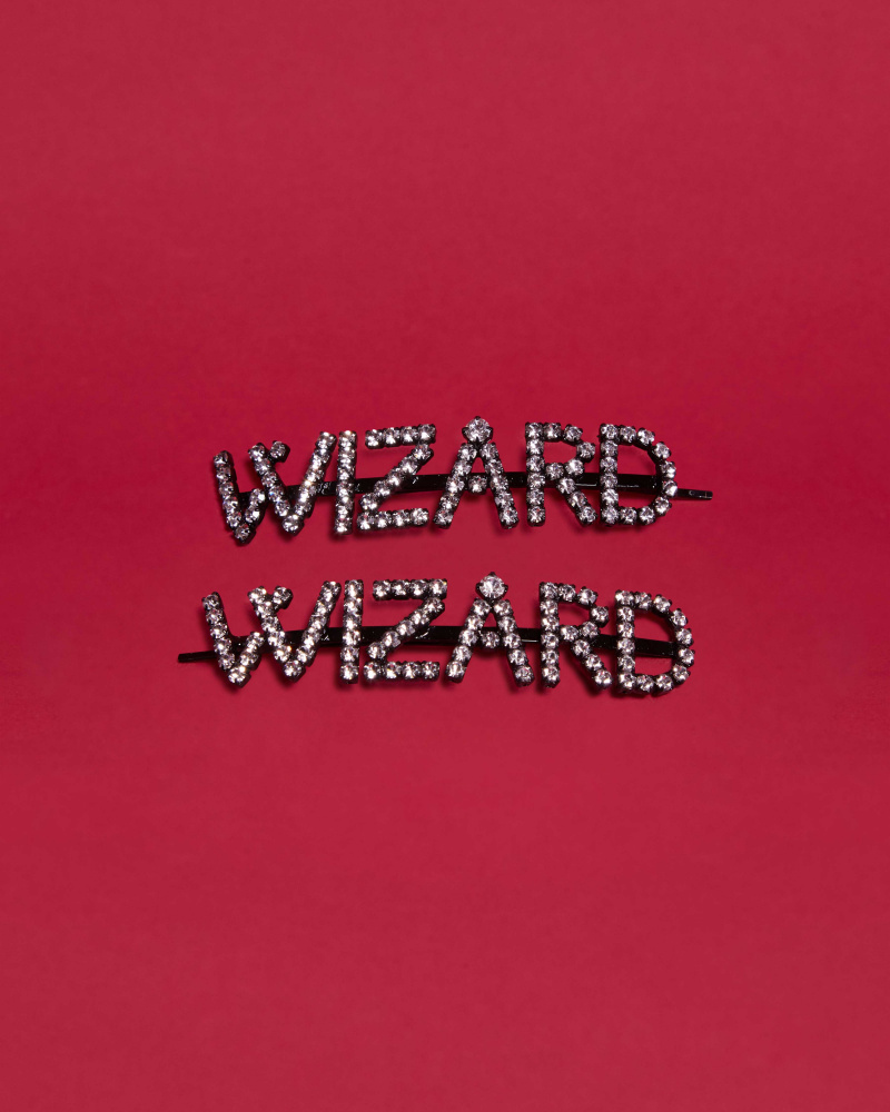WIZARD HAIR PINS
